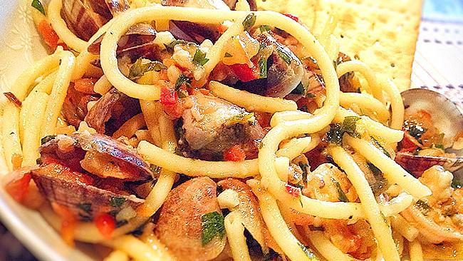 pasta-con-salsa-de-guacuco