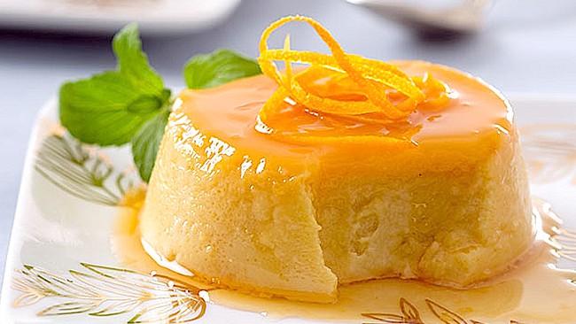 flan-de-naranja