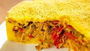 polenta-criolla