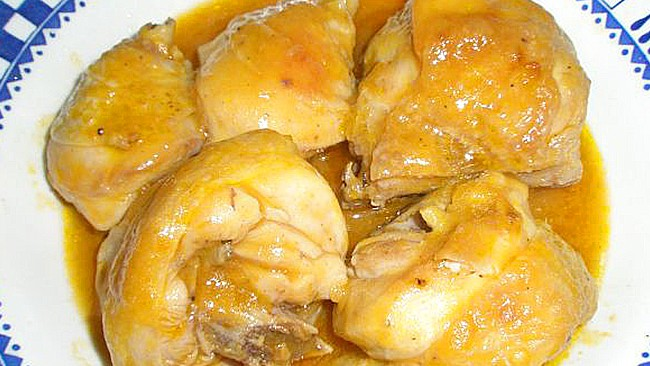 gallina-guisada