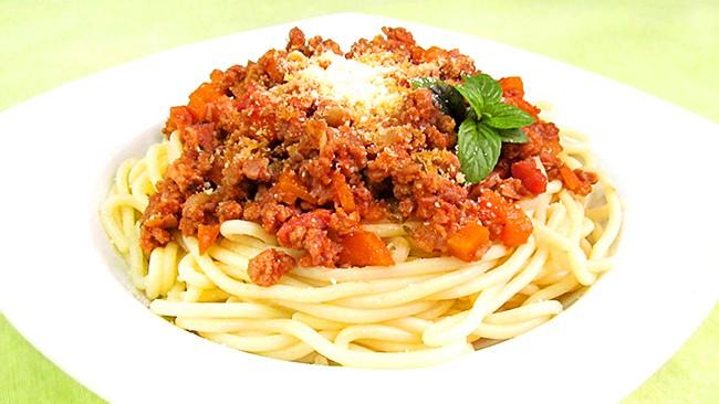 pasta-con-boloñesa
