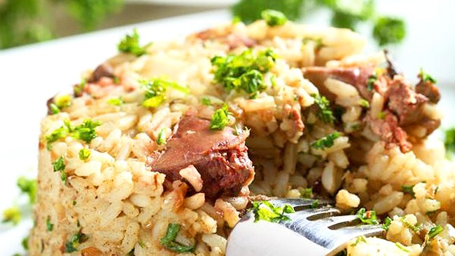 arroz-con-higadito-de-pollo