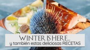 Winter is here y tambien estas deliciosas Recetas - Receta Venezolana -