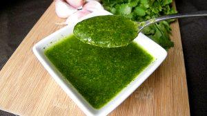 mojo-de-cilantro-o-mojo-verde