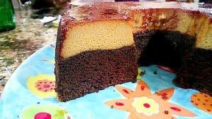 torta-volteada