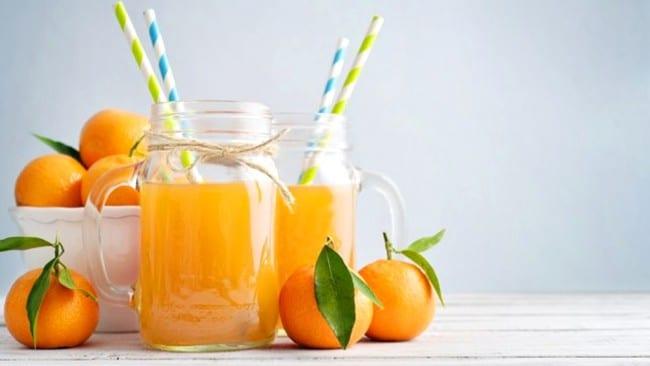jugo-de-mandarina