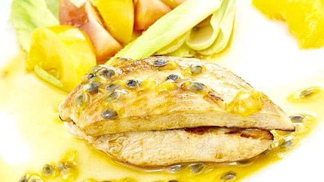pollo-en-salsa-de-parchita
