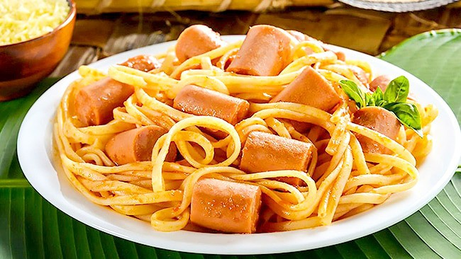 pasta-con-salchichas