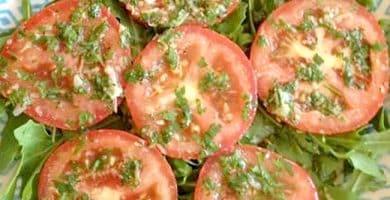 ensalada-de-tomates-marinados