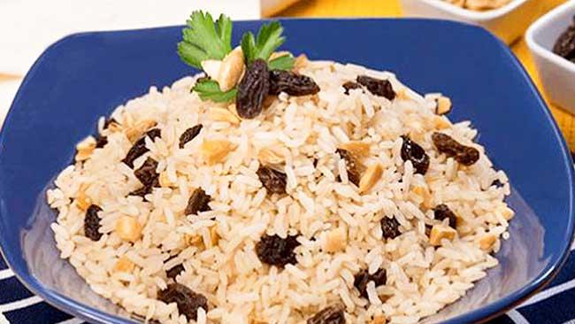 arroz-con-mani-y-pasas