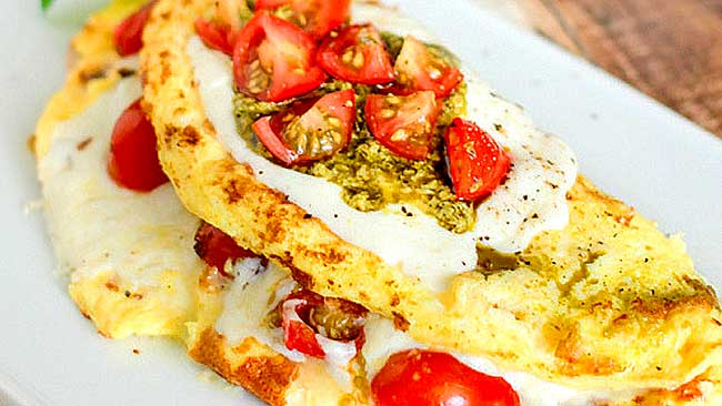 tortilla-capresa