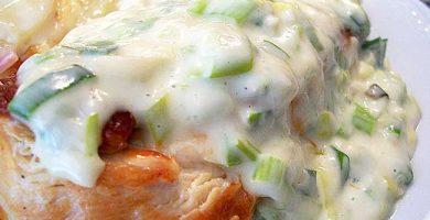 pollo-en-salsa-de-ajoporro