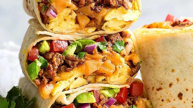 Burrito Una Receta Clásica Receta Venezolana