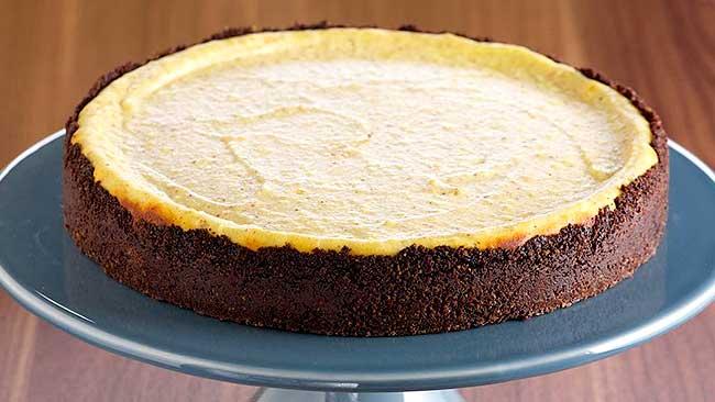 torta-de-ricotta-con-base-de-chocolate