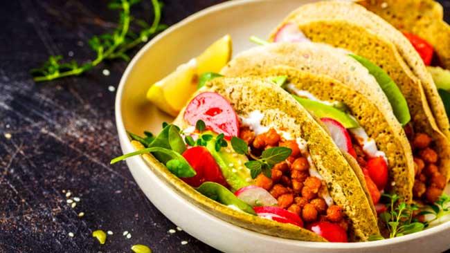 tacos-veganos-con-garbanzos