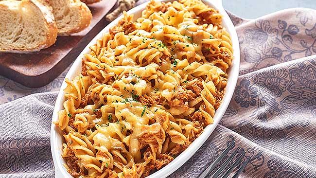 pasta-con-atun-al-horno