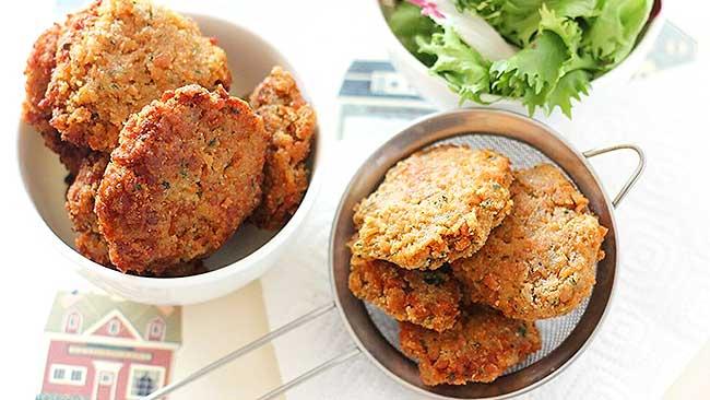 nuggets-vegetarianos