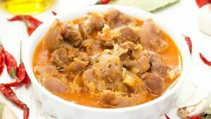 mollejitas-en-salsa-picante