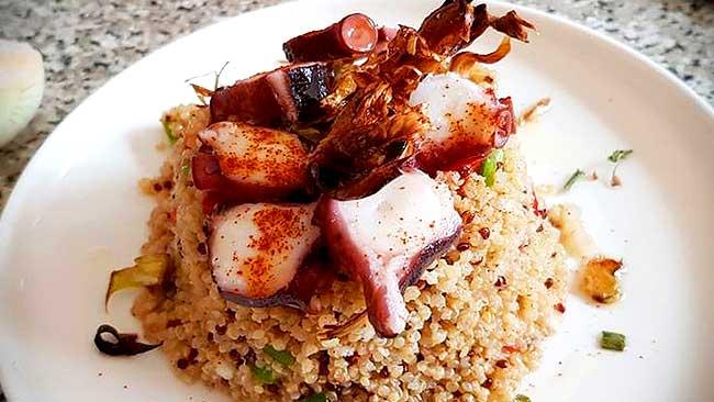 pulpo-con-quinoa