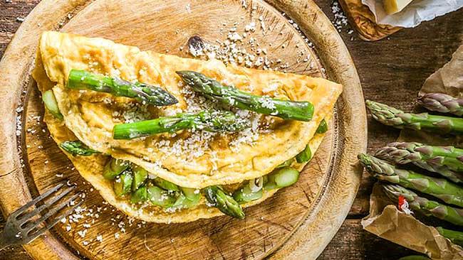 omelette-de-esparragos